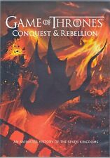 """Game of Thrones - """"Conquest and Rebellion"""" Animated History Of 7 Kingdoms"""