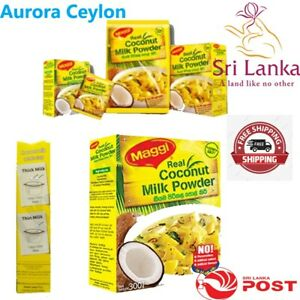 Ceylon Fresh Natural Coconut Milk Powder by Maggi Best 100% ORGANIC 300g/800g