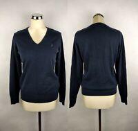 Sale% Peak Performance W Golf VN Gr L Damen V-Neck Elegant Jumper Pullover Pulli