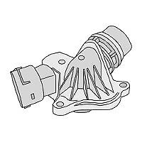 TRIDON Std Thermostat For BMW X6 E71 - XDRIVE 35d 07/08-12/10 3.0L M57 D30