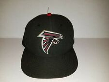 Atlanta Falcons Authentic Fitted Cap size 7 5/8