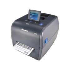 "Intermec PC43t Barcode Printer 4"" Thermal Transfer Label Printer 300dpi LCD"