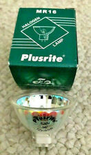 PlusRite MR16 12V 50W EXN Halogen Bulb - 36 degree beam angle