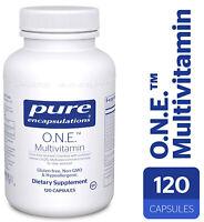 Pure Encapsulations - O.N.E. (ONE) Multivitamin 120 Capsules