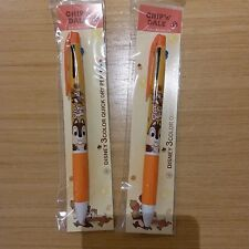 Chip N Dale stationary 3 Colours Pen