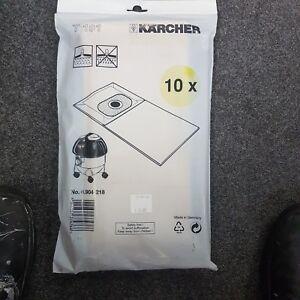 Karcher Vac Bag Pk10 T 191 No. 6.904-218