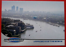 THUNDERBIRDS (The 2004 Movie) - Card#50 - Approaching The Scene - Cards Inc 2004