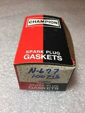 Champion Spark Plug Gasket Washer Copper 14mm - Box of 100 - NOS - Part # N677
