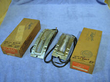 1949-1950 Packard Eight Park Light Lamps NOS