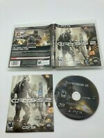 Sony PlayStation 3 PS3 CIB Complete Tested Crysis 2 Ships Fast