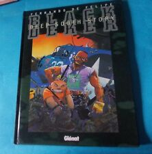 BLACK DEKER: DEEP SOUTH STORY (ed. Glenat)