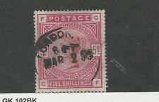 Great Britain, Postage Stamp, #108 Used, 1884