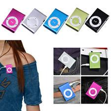 Bis 32GB Mini MP3 Player LCD Display mit Clip MP3 Sport Musik Audio Zubehörpaket