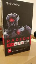 Sapphire Radeon RX480 8GB - Great Gaming Graphics Card - 8 GB Edition!