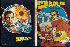 Space:1999 Annual - Martin Landau, Tony Anholt - Please See Photos