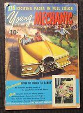 1952 YOUNG MECHANIC Magazine v.1 #1 VG- 3.5 Tips For Hot Rodders