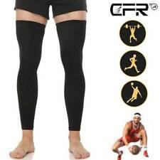 Compression Long Sleeve Support Leg Knee Pad Brace Sport Pain Guard Men Women Lc