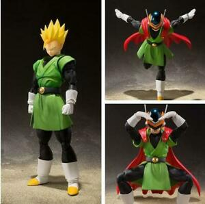 S.H.Figuarts DragonBall Z Great Saiyaman Son Gohan Action Figure Toy New Boxed