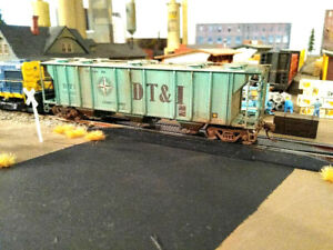 WEATHERED DT&I CEMENT HOPPER