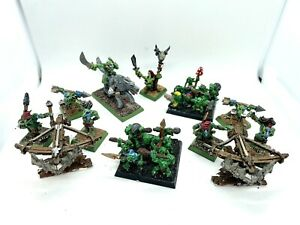Goblin's aus Metall, Warhammer AoS/Fantasy Orks & Goblins