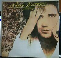 LUCIO BATTISTI - IO TU NOI TUTTI - VINILE LP 33 GIRI SIGILLATO PRIMA STAMPA 1977