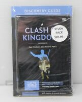 A Clash of Kingdoms Discovery Guide (DVD) - Study Pack - NEW (Read Item)