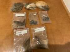 Mixed Hair Lot for Fly Tying