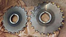 "Sandvik Coromant Slitting Saw Blade Cutter 2"" x 8"" x 1/8"" # A330.20-203030-230"