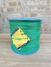 New In Box Rome 18 Gage Gauge Hookup Wire 4000 Ft. Green 600 Volt