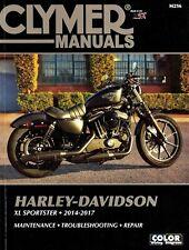 Harley-Davidson XL Sportster Repair Manual 2014-2017