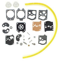 For Poulan Micro XXV Carburetor Repair Kit Chainsaw Assembly Useful Convenient