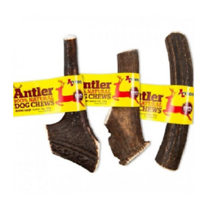 Antos Antler Delicious Stag Horn Dog Treat Pet Food Deer Natural Chew Feed