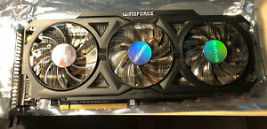 Gigabyte AMD Radeon R9 280X Factory Overclock 3GB GDDR52x Mini DP HDMI DVI