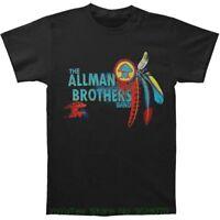 Men T Shirt Clothes Allman Brothers Band Macon Ga Where It Began T-shirt Black