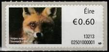Ierland postfris 2013 MNH A48 - Automaatzegel / Vos / Fox