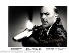 REGGIE BANNISTER BLACK & WHITE 8x10 PHOTOGRAPH REPRO FROM PHANTASM