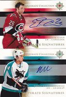 05-06 UD Ultimate Erik Cole Auto Signatures