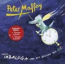 CD*PETER MAFFAY*TABALUGA UND DIE ZEICHEN DER ZEIT(INCL. AUFKLEBER/AUFNÄHER)*OVP!