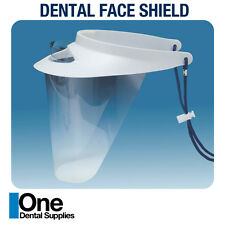 Dental Face Shields Kit with 3 shields .