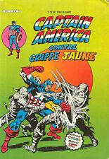 Artima / Arédit  Captain America    N° 16  série 1