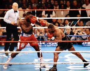 MIKE TYSON CERTIFIED AUTHENTIC AUTOGRAPHED SIGNED 16X20 PHOTO TRISTAR HOLO 35410