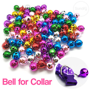 Cat Collar Bell Bird Mice Warning Bells Dog Pet Charm 12mm Aluminium Decoration