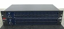DBX 1231 Dual Channel 31-Band Graphic Equalizer #865