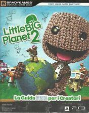 Guida strategica LITTLE BIG PLANET 2 in ITALIANO - Manuale
