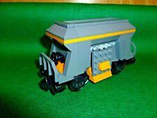 LEGO EISENBAHN ZUG TRAIN HOPPER WAGON GOODS 60098 LIKE MOC