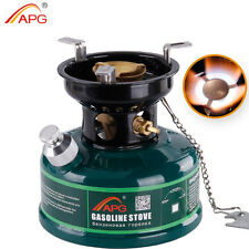 Portable Camping Gasoline Stove Oil Stove Burners Outdoor Cooker Equipment APG