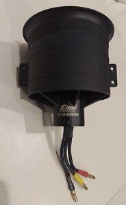 Eflite E-Flite EDF Fan 80mm 12 Blade V2 w/ Motor 3270-2000kV F18 F-18