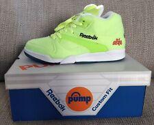 reebok pump court victory black in vendita | eBay