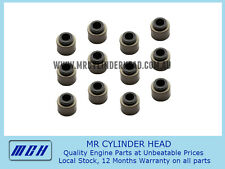 12 pack Valve Stem Seals for EL AU Ford Falcon 4.0L Ute and Fairlane 7mm XR6