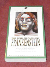 Darker Passions: Frankenstein by Amarantha Knight Signed 1st Nancy Kilpatrick